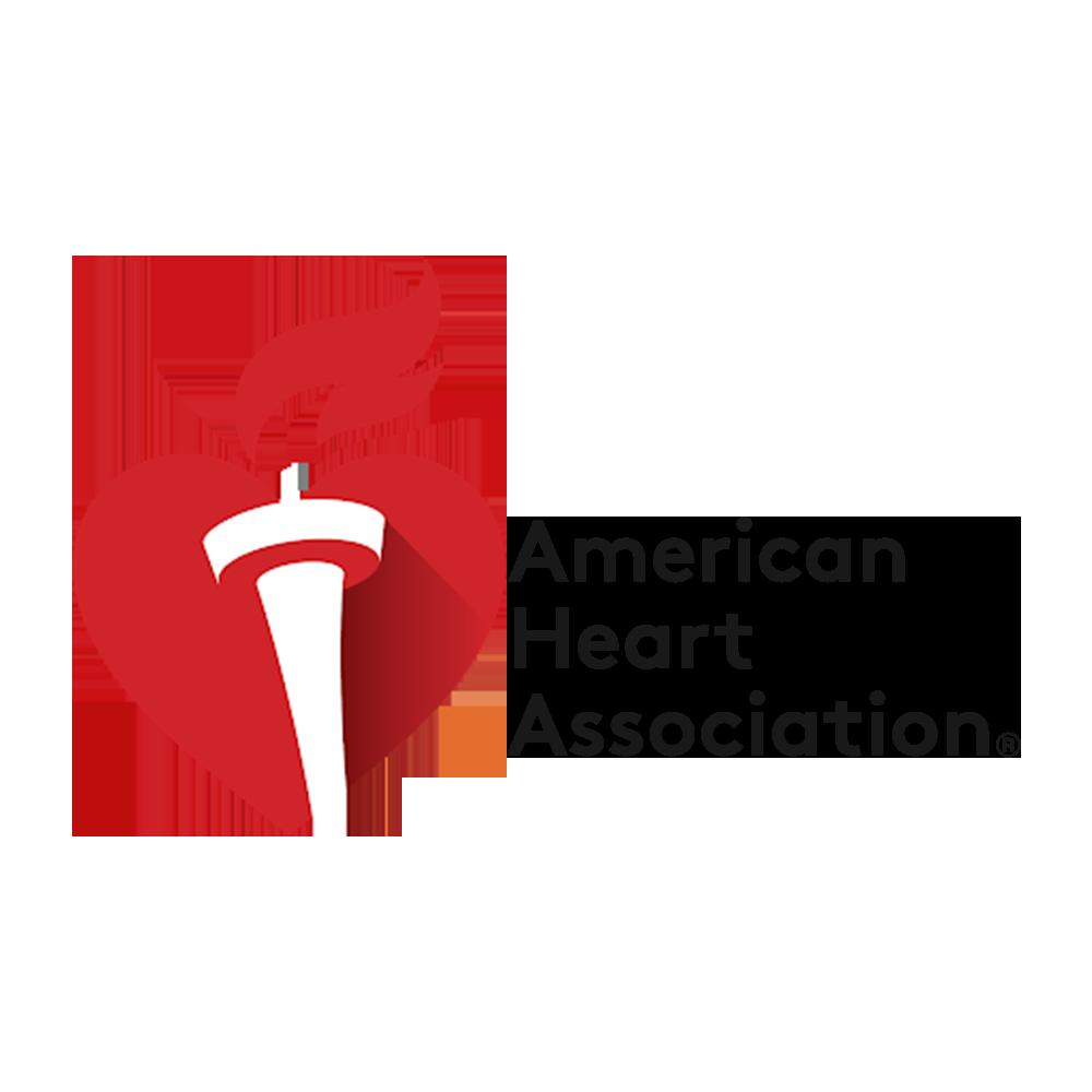+ American Heart ASSC.